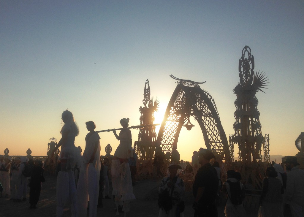 Burning Man, Soul Contracts, Trust Your Guides
