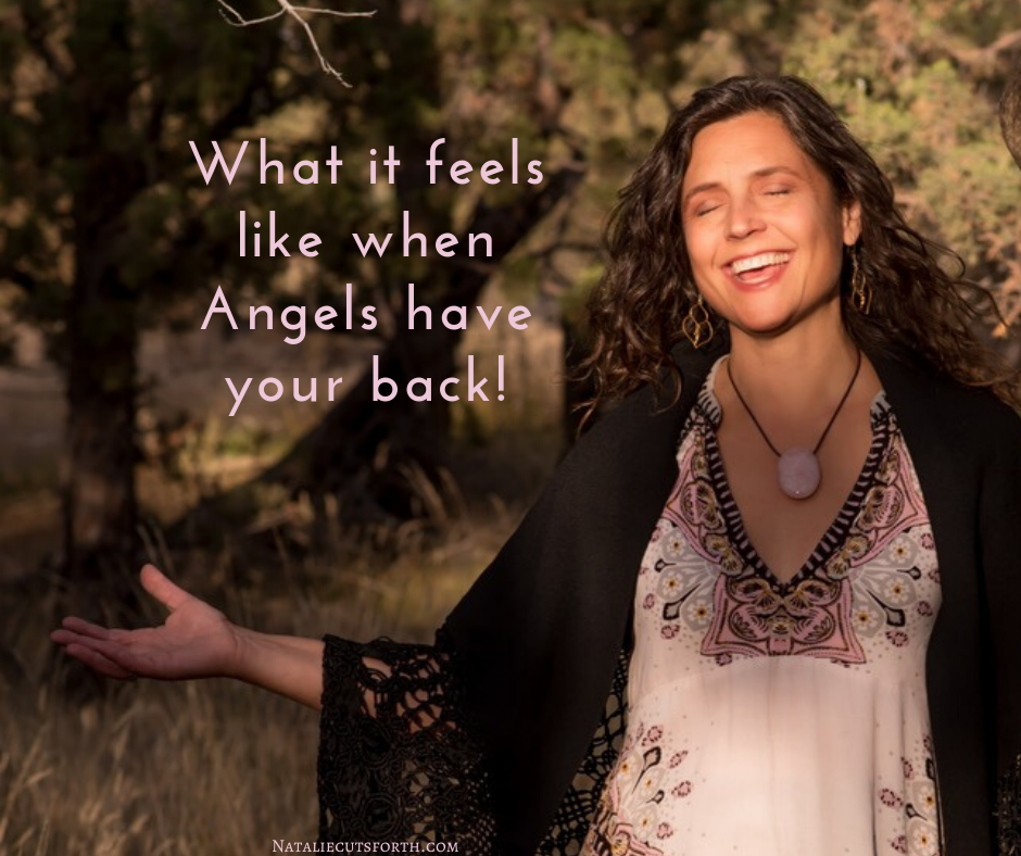 Talk to Angels, Blessed, Intuitive Healer
